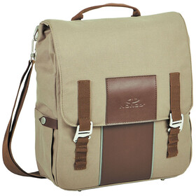Norco Bolton City Bike Pannier beige/brown